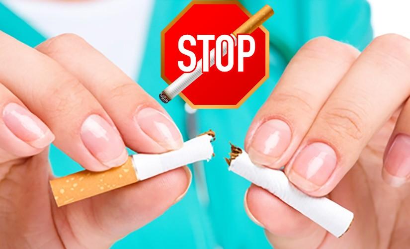 """19 noiembrie 2020 – Ziua Națională de renunțare la fumat cu genericul """"Renunță la fumat pentru o zi! În fiecare zi"""""""