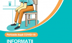 Suport în recuperarea și gestionarea simptomelor ca urmare a COVID-19