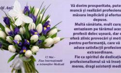 12 Mai – Ziua Internațională a Asistenților Medicali
